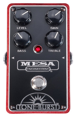 Mesa Boogie Tone Burst Boost/Overdrive | Northeast Music Center inc.