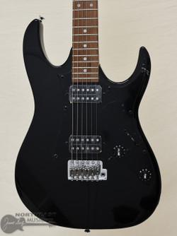 Ibanez GRX20ZBKN Electric Guitar - Black Night | Northeast Music Center Inc.