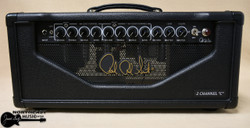 "PRS 2 Channel ""C"" Amp Head"