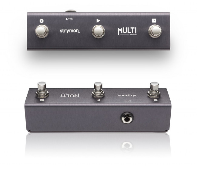 Image of Strymon MultiSwitch at Northeast Music Center Inc.