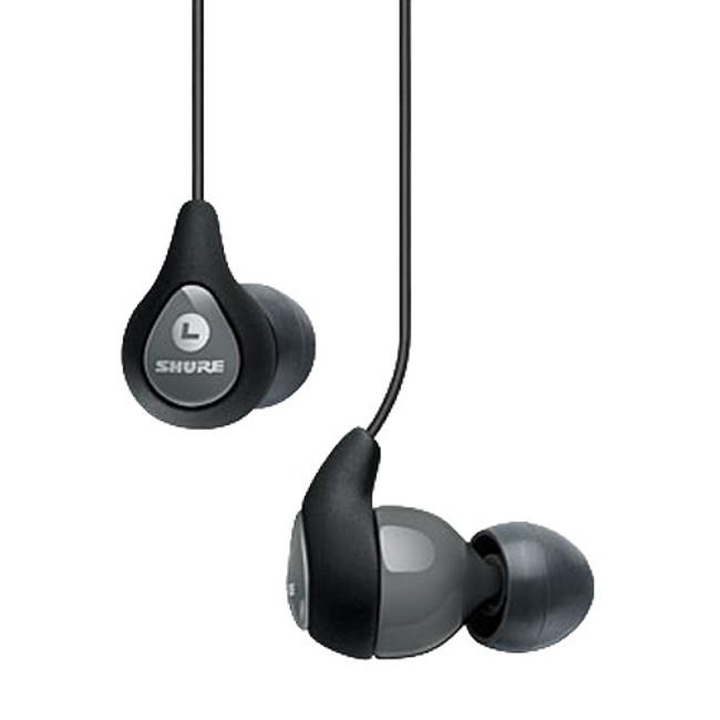 Shure SE112 Sound Isolating Earphones in Grey (SE112-GR)