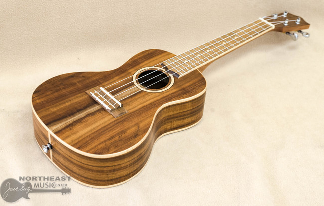 Lanikai Acacia Solid Top Concert Ukulele | Northeast Music Center Inc.