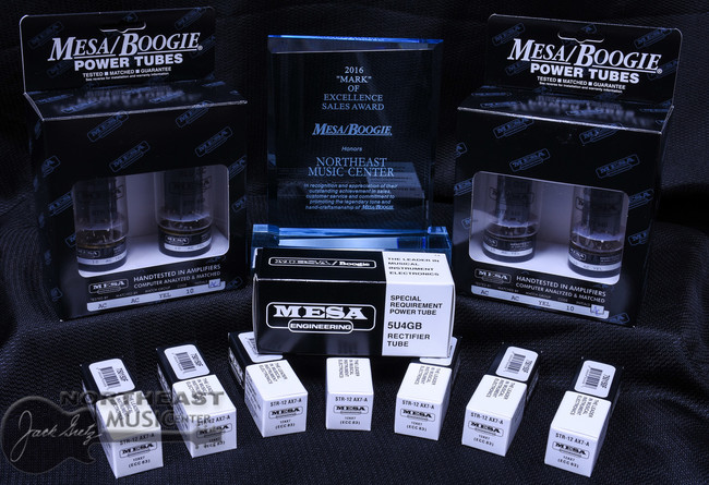 Replacement Tubes for Mesa Boogie Mark V Amplifier Head or Combo.