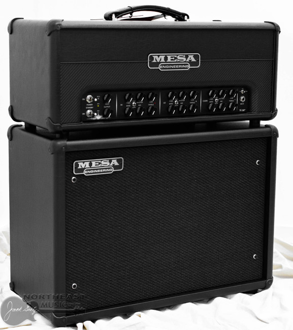 Mesa Boogie TC-50 w/ 1x12 Widebody Cabinet (2.TC50.0.112WC.BB.CO) | Northeast Music Center Inc.