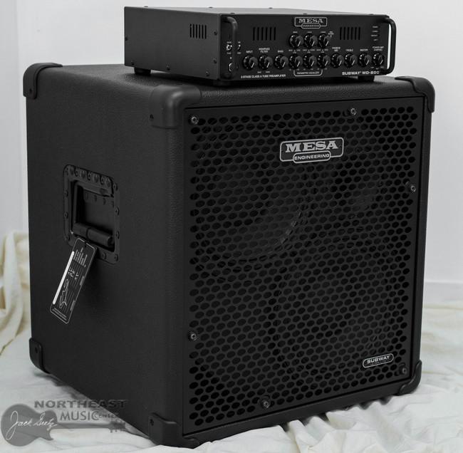Mesa Boogie Subway WD800 Bass Amplifier w/ 2x10 Cabinet (6.WD800.210)   Northeast Music Center Inc.