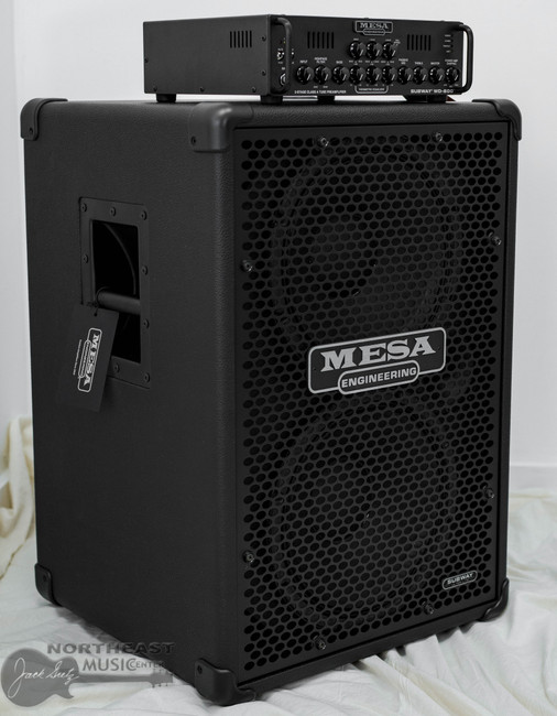 Mesa Boogie Subway WD800 Bass Amplifier w/ 2x12 Cabinet (6.WD800.212) | Northeast Music Center Inc.