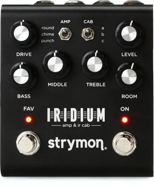 Strymon Iridium Amp & IR Cab | Northeast Music Center Inc.