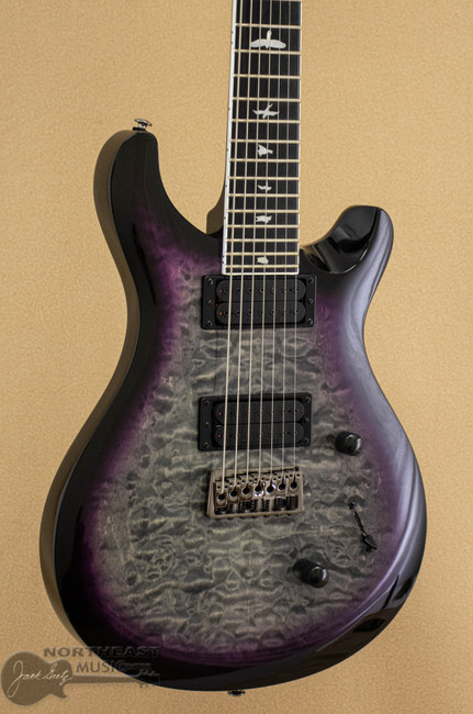 PRS SE SVN Mark Holcomb Signature - Holcomb Burst (MH7QHB) | Northeast Music Center Inc.