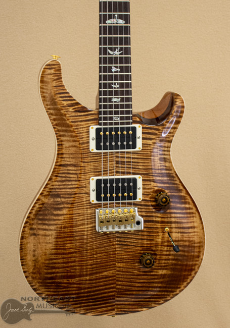 PRS Guitars Custom 24 - Copperhead 10 Top (CUM4FTHTI63_5-5V-CP) | Northeast Music Center Inc.
