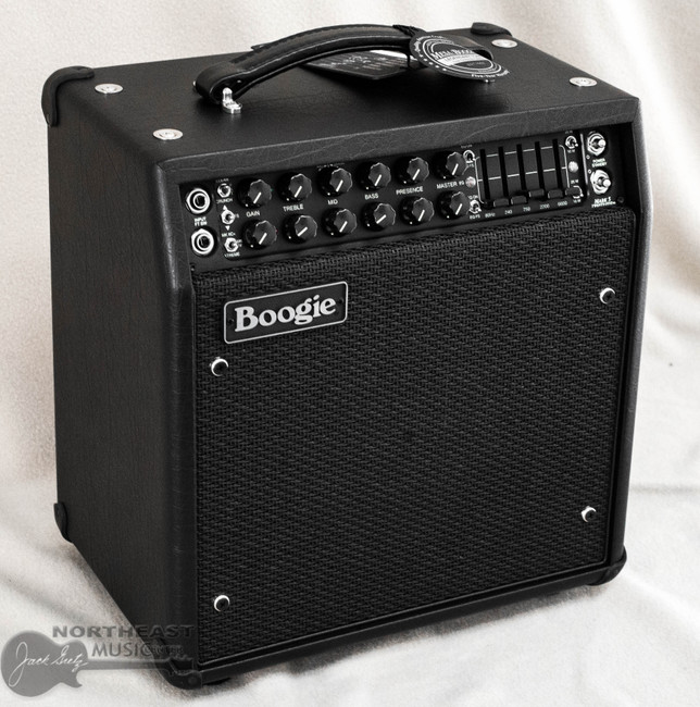Mesa Boogie Mark V: 25 1x10 Combo Amplifier - Black (1.MM.BB.G10) | Northeast Music Center Inc.