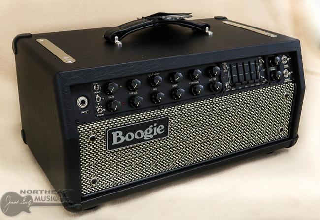 Mesa Boogie Mark V:35 Amplifier Head - Black Taurus w/ Cream Black Grille   Northeast Music Center Inc.