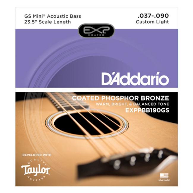 D'Addario Acoustic Bass Strings for GS Mini   Northeast Music Center Inc.