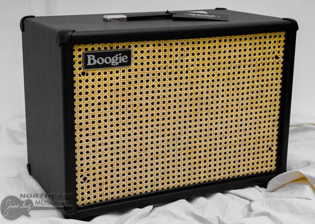 Mesa Boogie 1x12 Widebody Closed Back Speaker Cabinet - Black Taurus w/ Wicker Grille | Northeast Music Center Inc.