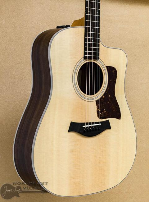 Taylor 210ce Acoustic Electric Guitar - Natural (210-ce)   Northeast Music Center Inc.