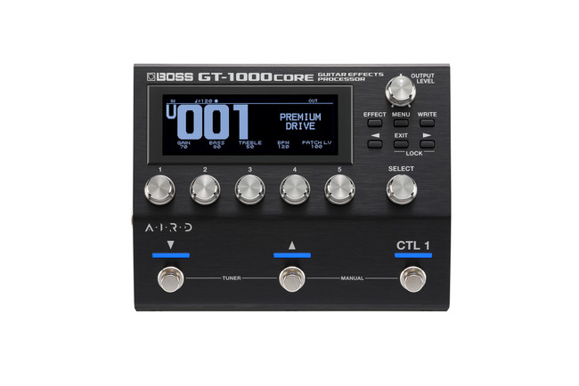 BOSS GT-1000 Core Multi Effects Processor (GT-1000CORE) | Northeast Music Center Inc.