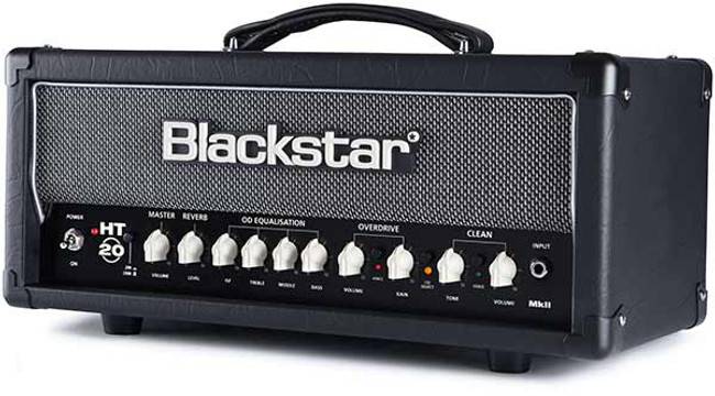 Blackstar HT20R MkII 20 Watt Amplifier Head (HT20RMKIIH) | Northeast Music Center Inc.