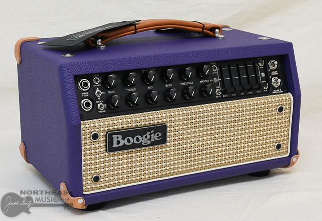 Mesa Boogie Mark V 25 Amplifier Head - Purple Bronco, Cream & Tan Grille (2.MM.117D.V17.G06.P07.H04.C02.XXX) | Northeast Music Center Inc.