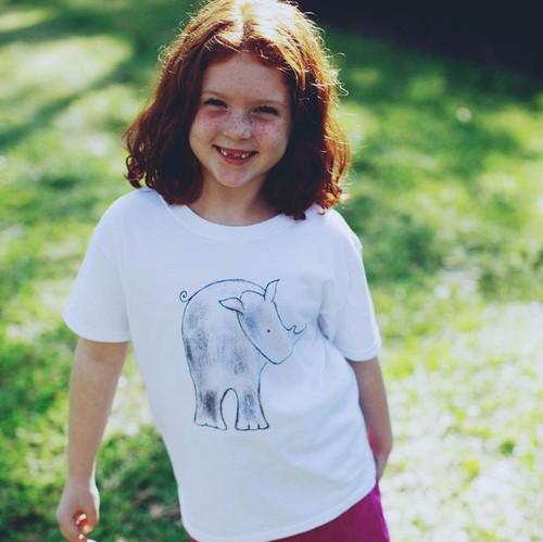 Little Douwlina Tee - Profile