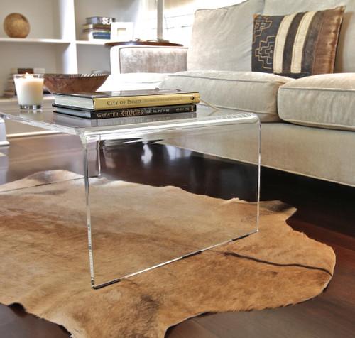 Acrylic Coffee Table - 1 inch