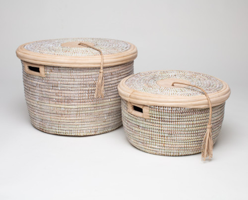 Teglah Baskets - frosted