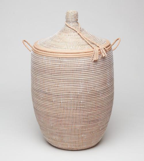 Douwe Basket  Frosted - large