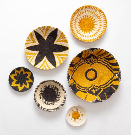 Vinga Baskets Collection  of 6
