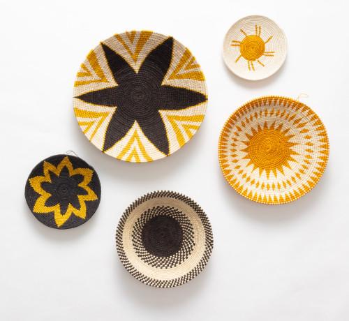 Vinga Baskets Collection  of 5