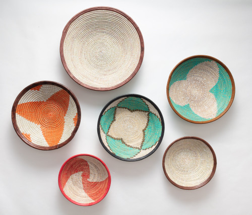 Fele Baskets - Colorful Collection