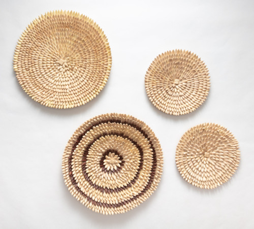 Porcupine Wall Basket