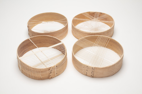 Sieve Decor-Set of 4