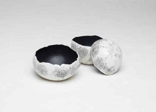 Hand painted Ceramic Bowl- Large