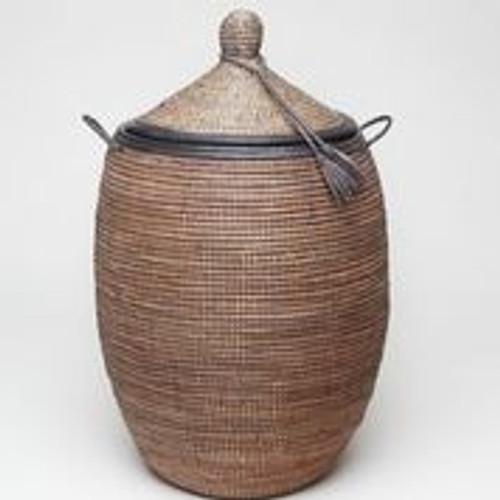 Douwe Basket Black - large