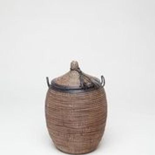 Douwe Basket Black - small