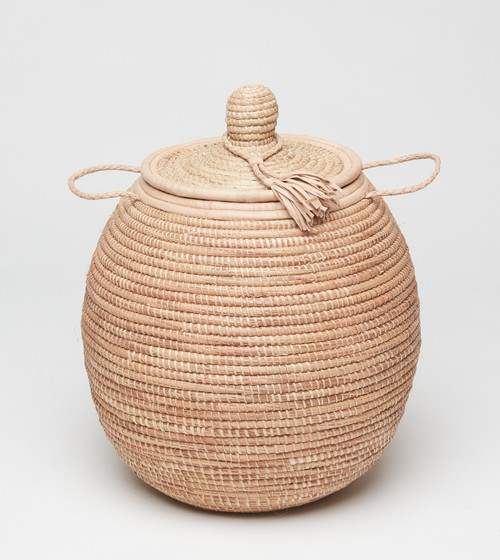 Douwe Basket  - Natural Medium