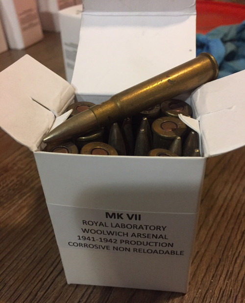 303 MK VII  WWII Production