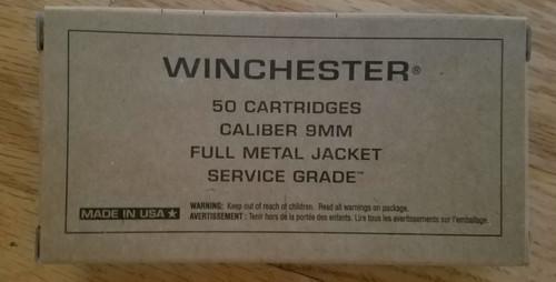 Winchester Service Grade 9MM