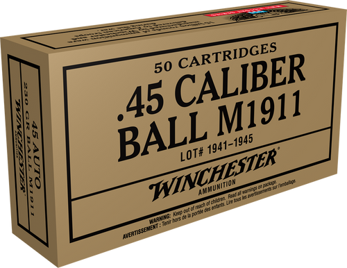Winchester Victory Series 45 ACP