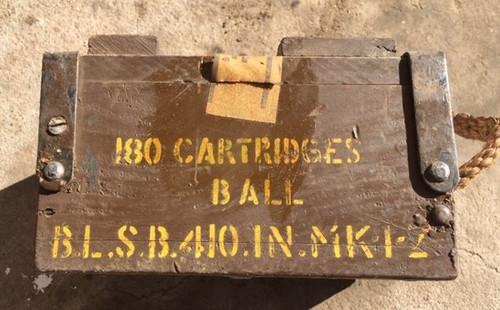 .410  Indian Enfield  Shotgun Musket  Sealed Crate