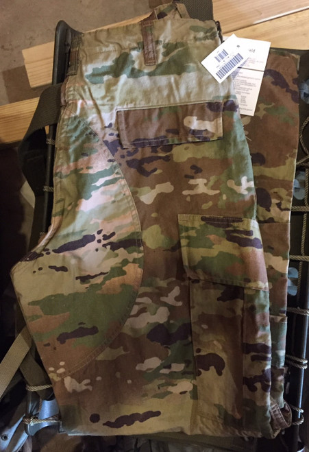 Multicam FRACU Trousers Medium Long 8415-01-598-9399