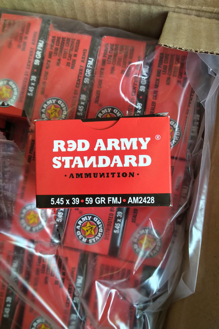 5.45x39 Red Army Standard 20 Rds