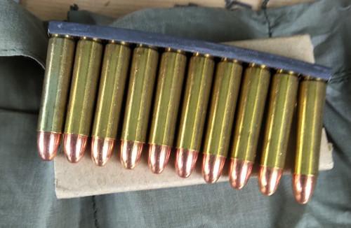 30 Carbine Lake City 120RD Bandoleer
