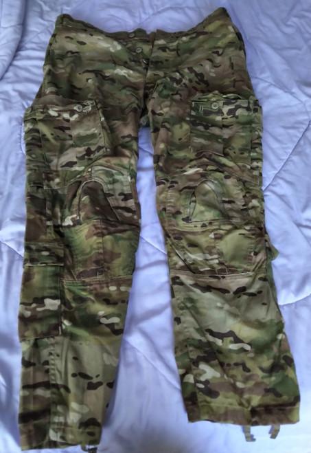 Multicam Combat Pants Large Regular Flame Resistant
