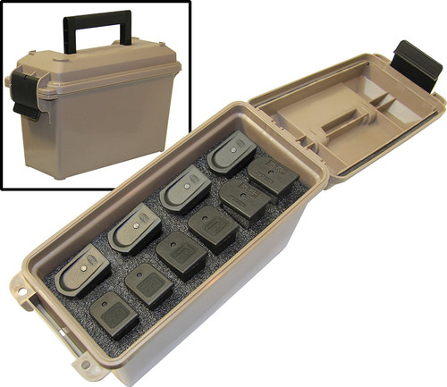 MTM TACTICAL MAG CAN HOLD 10 DBL STK HG