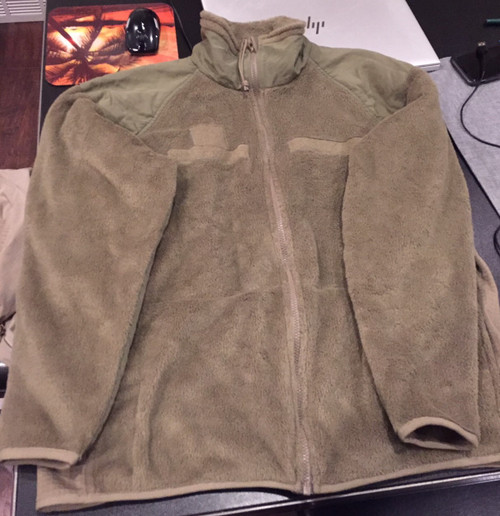 Coyote Cold Weather Fleece GEN III US Army UCP X Small Short 8415-01-680-1331