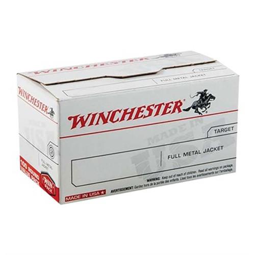WINCHESTER AMMO 45 ACP 230GR. FMJ BULK 100RD