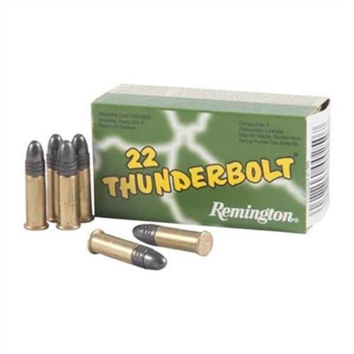 REMINGTON THUNDERBOLT 22LR HV TC SB 500/BOX