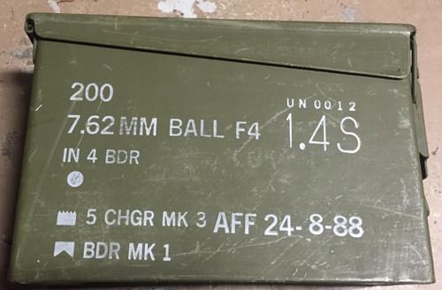 ADI 7.62 X 51 F4 Ball