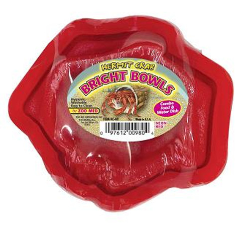 Zoo Med Hermit Crab Bright Bowls