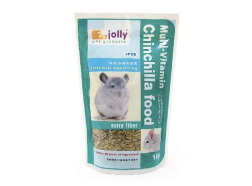 Jolly Multi-Vit Chinchilla Food