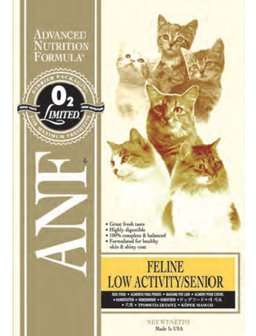 ANF Cat Senior